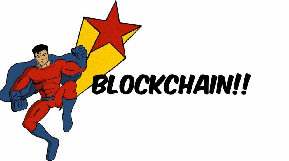 Blockchain will change the world. Or not.