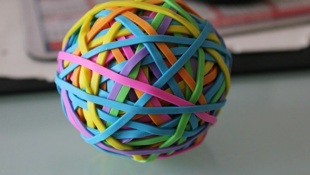 Change: Separating plastic from elastic