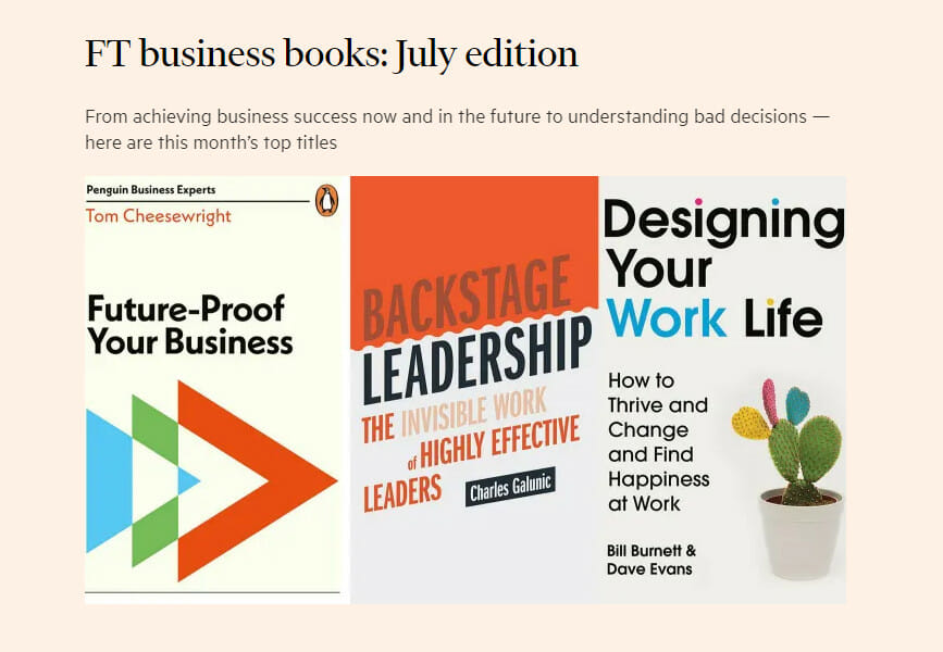 ft business books july